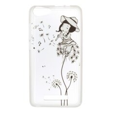 High Quality Lemon TPU Soft Gasbag Back Case Cover For Wiko Lenny 3 Case - intlTHB136