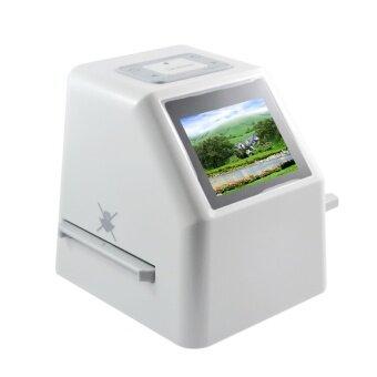 High Resolution 22 MP 110 135 126KPK Super 8 Negative Photo Scanner 35mm Slide Film Scanner Digital Film Converter 2.4\LCD - intl