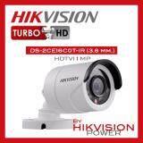 ซื้อ กล้องวงจรปิด Hikvision ระบบ Hdtvi ความละเอียด 1 Mp รุ่น Ds 2Ce16C0T Ir 3 6Mm ใช้ร่วมกับเครื่องบันทึกระบบ Hdtvi เท่านั้น กรุงเทพมหานคร