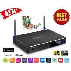 ขาย Himedia H8 Plus Octa Core 64Bit 2G 16G Wifi 2 4 5 Ghz Android Uhd Tv Box Os 5 1 Lollipop Black กรุงเทพมหานคร ถูก