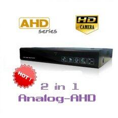 HIP CMR6908H เครื่องบันทึกกล้องวงจรปิด DVR 8 ช่อง 2 in 1 Analog-AHD