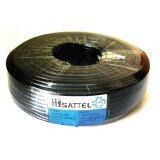 ความคิดเห็น Hisattel สายนำสัญญาณRg6 ชิลด์ 90 ยาว100เมตร สีดำ