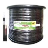Hisattel สายนำสัญญาณRg6 ชิลด์ 95 Hd ยาว300เมตร มีไฟเลี้ยง สีดำ Hisattel ถูก ใน สมุทรปราการ