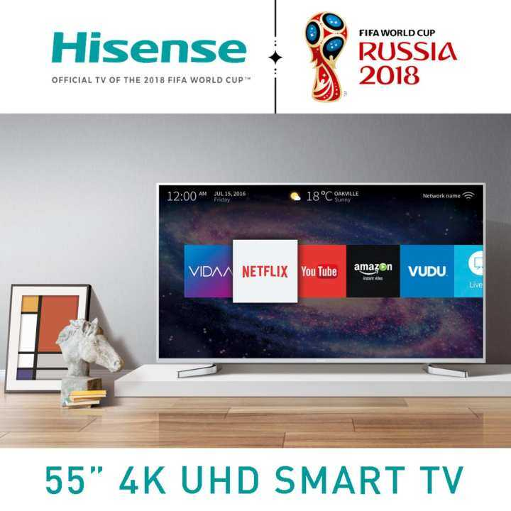 แนะนำ Hisense Smart 4K UHD HDR, Local Dimming TV with Matel Frame ขนาด 55  นิ้ว รุ่น 55M5010UW - Alex All Electronics