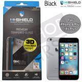 ซื้อ Hishield 3D Strong Max ไฮชิลด์ ฟิล์มกระจกนิรภัยเต็มจอขอบโค้ง For Iphone 6 Plus 6S Plus ใน สมุทรสาคร