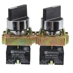 ซื้อ Hks 2Pcs 10A 2 Position No Nc Maintained Rotary Selector Switch Xb2 Bd21C Intl ออนไลน์ ถูก