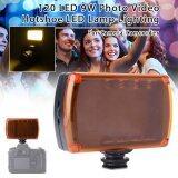 ซื้อ Xcsource 120 Led 9วัตต์ถ่ายวิดีโอไฟ Led Hotshoe สำหรับ Dslr กล้องกล้องถ่ายวิดีโอ Lf645 Intl Xcsource ออนไลน์