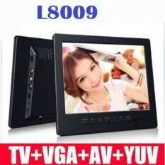 หน้าจอ Lcd Color Tv, Av,vga,pc รุ่น L8009 8 นิ้ว By Kmvshop.