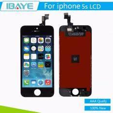 หน้าจอ+ทัชสกรีน Iphone 5S (สีดำ)