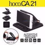 ขาย Hoco Ca21 ที่วางมือถือในรถต์แบบซิลิโคนกันลื่น Black ออนไลน์ ใน กรุงเทพมหานคร