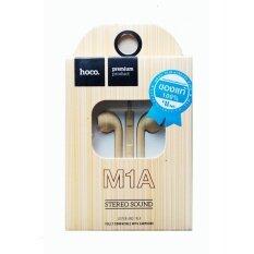 ซื้อ Hoco M1หูฟัง ของแท้100 หูฟังสำหรับ หูฟังIphone หูฟังไอโฟน หูฟัง สมอลทอร์ค ใหม่ล่าสุด