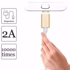 ทบทวน ที่สุด Hoco U16 สายชาร์จแม่เหล็ก Micro Usb Magnetic Data Cable Silver