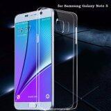 ราคา Hoco Ultra Slim 6 Mm ของแท้ สำหรับ Samsung Galaxy Note 5 สีใส Clear Hoco เป็นต้นฉบับ