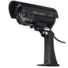 ราคา Home Surveillance Security Dummy Ir Simulation Camera Cctv Flashing Led Light เป็นต้นฉบับ