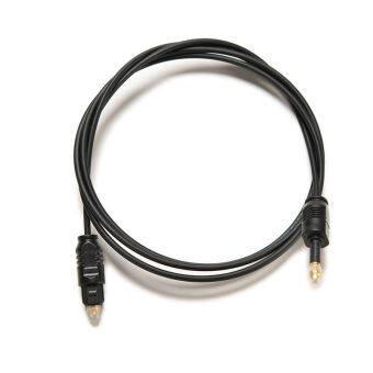 HomeGarden สายไฟสำหรับเครื่องเสียงดิจิตอล สำหรับ Toslink Digital Optical SPDIF-