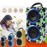 ส่วนลด Hot Fashion ลำโพง Bluetooth Subwoofer D Power 2 1 Portable Speaker Radio Bluetooth Fm Hi Fi ไทย