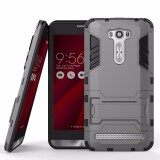 ส่วนลด Hot Sale For Asus 601 Ze601Kl Case Armor Kickstand Rubber Hard Pc Back Phone Case For Asus Zenfone 2 Laser Ze601Kl Cover 6 Inch Panic Buying Intl จีน