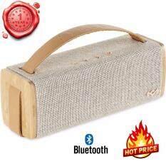ราคา House Of Marley Riddim Bluetooth Portable Audio System ลำโพงบลูทูธแบบพกพากะทัดรัด สุดหรูหรา รับประกันศูนย์ไทย เป็นต้นฉบับ