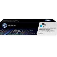 ราคา Hp 126A Laserjet Toner Ce311A Cyan