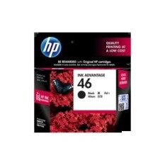 ขาย Hp 46 Black Original Ink Advantage Cartridge Hp