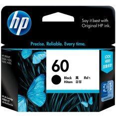 Hp 60 Black Ink Cartridge Cc640Wa ใน ไทย