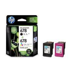 ซื้อ ตลับหมึกแท้ Hp 678 Black Color Combo Pack Hp Ink And Toner Cartridge เป็นต้นฉบับ