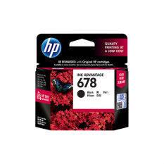 ราคา Hp 678 Black Ink Cartridges Cz107A ใน สมุทรปราการ