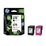 ขาย Hp 678 Black Tri Color Ink Combo 2 Pack L0S24Aa ใน สมุทรปราการ