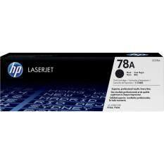 Hp 78A Laserjet Toner Ce278A Black 1 ชิ้น ใน Thailand