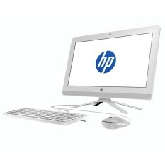 "HP All-in-One 20-C228l J3710/19.45""/4GB/1TB/Freedos/FHD/3Y - White"