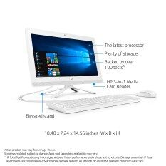 HP AIO c309l Intel Pentium 19.5-inch (4GB/1TB HDD/DOS/Intel Integrated Graphics)
