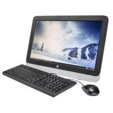 """HP All in One รุ่น 23-r214l Non Touch (T0Q94AA#AKL) 23""""/i3-6100T/4GB/1TB/AMD R5 A330/Dos(Black)"""