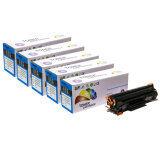 ขาย ซื้อ Hp Color Box ตลับหมึกพิมพ์เลเซอร์ชนิดเทียบเท่า Hp Laserjet Ce285A 85A สีดำ 5 กล่อง ใน กรุงเทพมหานคร