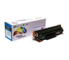 ขาย Hp Color Box ตลับหมึกพิมพ์เลเซอร์ชนิดเทียบเท่า Hp Laserjet Ce285A 85A สีดำ สำหรับเครื่องปริ้น Hp Laserjet P1102 Hp