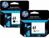 ขาย Hp หมึกพิมพ์ Inkjet รุ่น 61Co Black Color ราคาถูกที่สุด