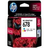 ส่วนลด Hp Ink 678 Co Cz108Aa Tri Color Hp