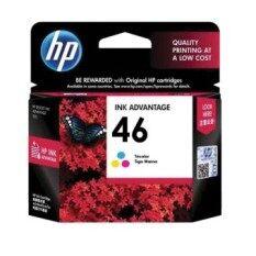 ราคา Hp Ink Cartridge Inkjet 46 รุ่น Cz638Aa Yellow Cyan Magenta ที่สุด