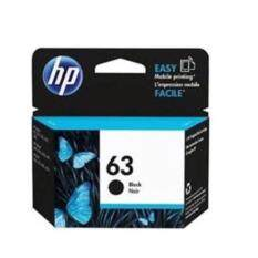 โปรโมชั่น Hp หมึกพิมพ์ Inkjet รุ่น Hp 63Bk Black