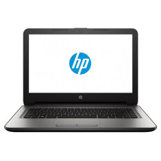 "HP Notebook 14-am001TU(W0J30PA#AKL) PenN3710 4GB 500GB Dos 14"" (Silver)"