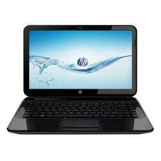 """HP Pavilion - รุ่น 14-d008TX Core i3-3110M 14.0"""" 4GB (Black)"""