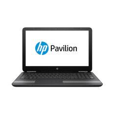 """HP แล็ปท็อป Pavilion รุ่น 15-au639tx/i7-7500U/15.6""""/4G/1TB/940MX/Dos (สีดำ)"""