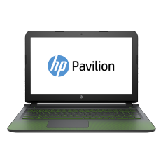 HP Pavilion Gaming 15-ak008TX Core i7-6700HQ,8GB,1TB+128SSD,GTX950M(4),DOS (Black)