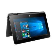 "HP แล็ปท็อป Pavilion รุ่น x360 11-ab038TU Pentium N3710/4GB/128GB SSD/11.6""/Win10 (สีดำ)"