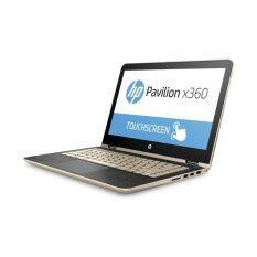 HP แล็ปท็อป รุ่น Pavilion x360 Convert 13-u002TU Touch/i5-6200U/13.3/4GB/128GB/UMA/Win10 SL (EM)/NA/ac+BT/NSV/FH (สีทอง)