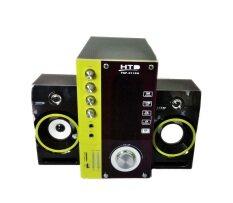 HTD ลำโพง FSP-2115U - (สีเขียว)