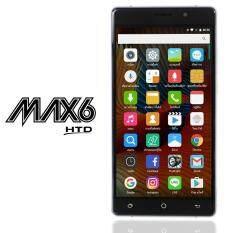 HTD MAX6 Quad-Core 6นิ้ว1GB  / 8GB (สีดำ)