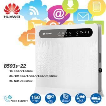 Huawei CPE 4G Router B593s-22Original Logo
