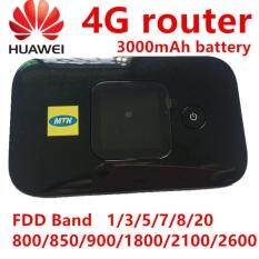 ขาย Huawei E5577 E5577S 321 3 000Mah Battery Pocket Wifi Mifi 4G Unlocked 150Mbps รองรับ Ais Dtac True Tot Cat ใน กรุงเทพมหานคร