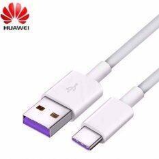 โปรโมชั่น Huawei Hot 4 5V 5A Cable Super Charge Usb 3 1 Type C Fast Charging Type C Cable Charger For Mate 9 For Mha Al00 Mate9 สายชาร์จ ถูก