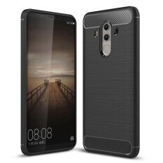 ซื้อ Huawei Mate 10 Pro Case Mooncase Carbon Fiber Resilient Drop Protection Anti Scratch Rugged Armor Case Cover As Shown Intl ใหม่ล่าสุด